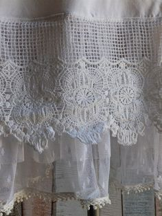 Three Tiered Lace Extenders - 4 colors available