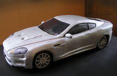 Aston Martin Dbs Cake 32 20 cakepins.com