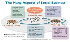 The many aspects...understanding the social business ecosystem, the engagement flow, and more.