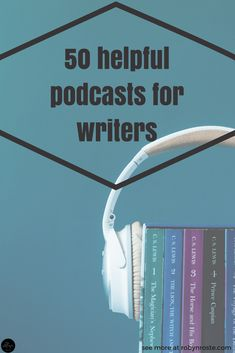 Looking for podcasts for writers? You're in the right place! Here are 50 of the most popular (and helpful) podcasts for writers. Updated for Writing Advice, Writing Resources, Writing Skills, Writing A Book, Writing Ideas, Fiction Writing, Writing Prompts, Writing Quotes, Writing Help