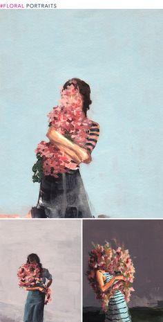 Art Round-up: Florals