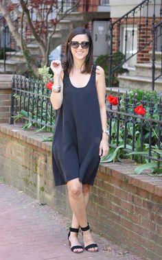 Everlane Silk Dress