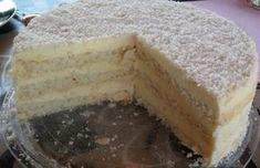 Úžasná RAFAELLO torta hotová za 30 minút: Na ňu nemajú ani dezerty z cukrárne! Czech Desserts, Köstliche Desserts, Delicious Desserts, Sweet Recipes, Cake Recipes, Dessert Recipes, German Torte Recipe, Strawberry Torte Recipe, Jelly Cookies