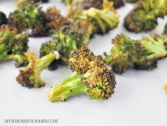 Simple Roasted Broccoli - My Whole Food Life