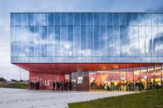 Image 5 of 41 from gallery of Espace Culturel de La Hague / Peripheriques Architectes + Marin + Trotti Architects. Photograph by Sergio Grazia
