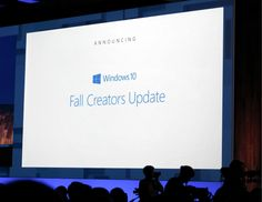 Microsoft announces the Fall Creators Update the next major update to Windows 10
