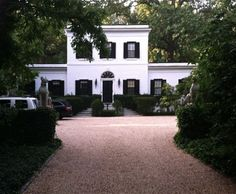Perfect house!  Never out of date!  Thank you Mark Sikes!  Divine!  Great proportions!