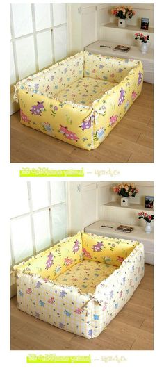 Ideas for folding furniture from pillows and mattresses. Folding Furniture, Room Deco, Baby Bedroom, Baby Bedding, Baby Mobile, Korean Babies, Baby Sewing Projects, Baby Kind, Baby Crafts