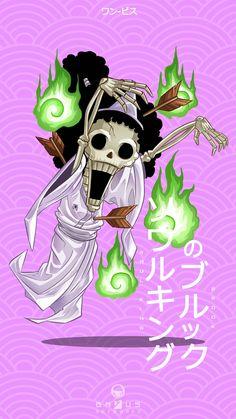 Brook by – Pokémon Games – Pokémon Anime – Pokémon GO Brooks One Piece, One Piece Top, One Piece Comic, One Piece Images, Manga Anime One Piece, Anime Manga, Anime Art, Manga Girl, Anime Girls