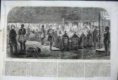 اليخت البخاري (فايد جهاد) بنيت من اجل والي مصر سعيد باشا-1862 حفلة جوة اليخت