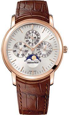 Audemars Piguet Jules Audemars Perpetual Calendar (Style No: 26390OR.OO.D088CR.01) from SwissLuxury.Com