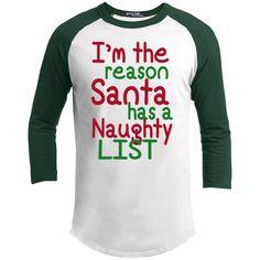 Jerseys - Naughty List Youth
