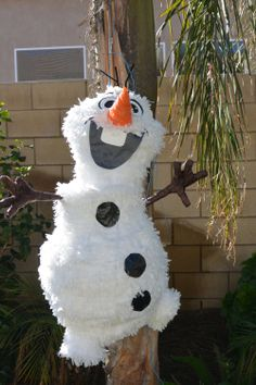 Olaf The Snowman Disney Frozen Custom Hand Made by angelaspinatas, $74.00