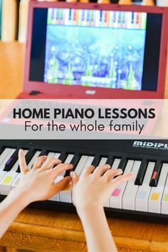 The piano is a tangible musical instrument. If you have the heart of a musician, you have to learn to play piano. You can learn to play piano through software and that's just what many busy individuals do nowadays. The piano can b Beginner Piano Lessons, Piano Lessons For Kids, Elementary Music Lessons, Kids Piano, Learn Piano Beginner, Elementary Schools, Piano Teaching, Teaching Kids, Learning Piano