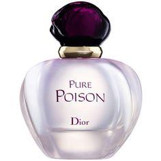 Dior Pure Poison Eau De Parfum Spray (415 HRK) found on Polyvore