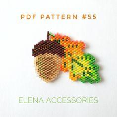Bead Crochet Patterns, Bead Embroidery Patterns, Beading Patterns Free, Seed Bead Patterns, Bead Embroidery Jewelry, Peyote Patterns, Beaded Embroidery, Stitch Patterns, Weaving Patterns