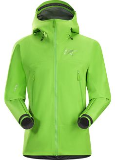Sphene Jacket Men's Light and packable GORE-TEX® Pro jacket for backcountry ski…