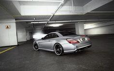 Merc SL 500