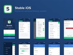 Hello there  This time I want to share with you overview of Stable for iOS. Some of you asked me for the shots without any perspective - so here you have ;)  I will be happy to hear your opinions. ...