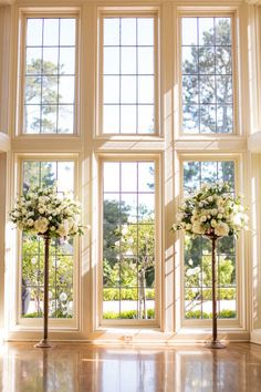 LOVE double story windows!