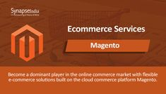 SynapseIndia is a Magento development company with certified Magento developers. Offers Magento customization, Magento design, Magento development and migration services. Hire our skilled Magento developers. Magento Design, Ecommerce Solutions, Third Party, Platforms, Flexibility, How To Become, Marketing, Watch, Digital