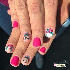 nails - 43 Inspiring Cute Nail Color for 2019 nailcolors nailart cutenailcolour Fabulous Nails, Gorgeous Nails, Love Nails, Fun Nails, Mexican Nails, Nail Art Designs, Cute Nail Colors, Nail Art For Kids, Manicure