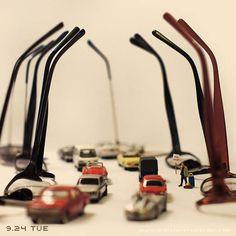 El increíble mundo en miniatura de Tanaka Tatsuya | FURIAMAG | Visibilizamos - Inspiramos - Conectamos