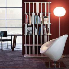 Libreria Forest Driade designer Nendo