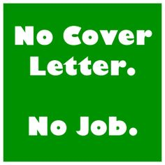 How to Write a Cover Letter.