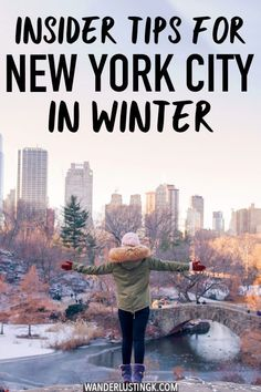 Looking for the best things to do in New York City during winter? Insider tips for visiting New York City during the most magical time of the year written by a New Yorker! new york Your insider guide to New York City in winter by a New Yorker New York City Vacation, Visit New York City, New York City Travel, Bora Bora, Tahiti, Empire State Building, New York Noel, New York Weihnachten, Reisen In Die Usa