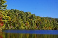 Unicoi Lake Loop Trail-Helen GA