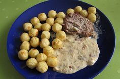 Pečená krkovička v mléce. Autor: Roseangel Nutella, Oatmeal, Beans, Cookies, Vegetables, Breakfast, Desserts, Author, The Oatmeal
