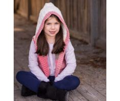 The Hooded Vest Crochet Pattern comes in 5 child sizes ranging from toddler to teen using Medium 4 Weight Yarn. Crochet Boys Sweater Pattern Free, Crochet For Boys, Crochet Patterns, Basic Crochet Stitches, Crochet Basics, Crochet Shawl, Front Post Double Crochet, Half Double Crochet, Sewing Pockets