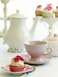 Afternoon Tea Party Planning & Etiquette - The Etiquette School Scones, Party Set, Afternoon Tea Parties, Fun Cup, My Tea, Vintage Tea, High Tea, Tea Set, Cup And Saucer
