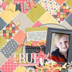 Tomboy by Libby Pritchett and Melissa Bennett  Paper Clips - Backgrounds 3.0 by Libby Pritchett  DJB font: This One is Called Dana by Darcy Baldwin