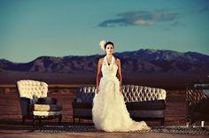 desert wedding setting.. love it