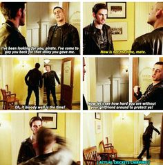 I'm actually disappointed with the knave in OUAT, i has higher hopes for him cause of OUATW. But still funny