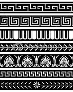 neo grecian pattern - Google Search