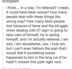 I absolutely agree with this. I'm glad he left to save himself from something so much worse. For 5 years he put his problems aside to help get us through ours. Let's return the love. ❤️