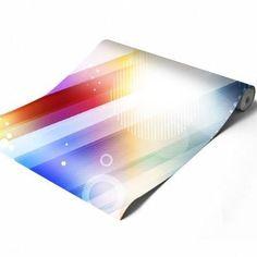 Adesivo brilho de fundo branco, ideal para publicidade em geral, decoração de vidros, janelas e portas, aplicação de uso geral interna e externa em superfícies planas.
