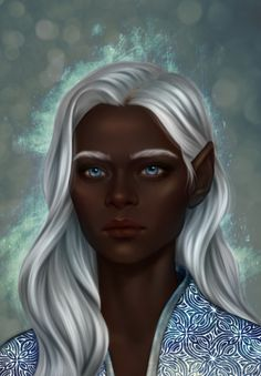 Cresseida from a court of thorns and roses Series by Morgana0anagrom