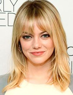 Stylish Shoulder Length Hairstyles for Women   #hairstyles #mediumhairstyles
