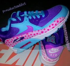 b19d2d4b5b Nike Air Max 90 Mesh Prism Pink Blue RETRO NIKES GREAT SUMMER COLORS THROW  BACK Air
