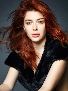 Helpful elena satine red hair regret, that