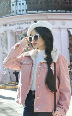 Clara Zebra: ♥ Valentines day Look: Cor de rosa