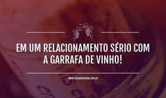 #Vinho & #Frase ☆