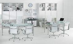 Tok&Stok dix Construa um escritório sofisticado com móveis e objetos de design assinado.