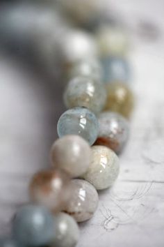 ❥ soft watery colors