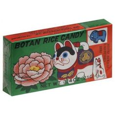 Botan, candy rice ame, 0.75 oz, (pack of 60)  Rice Candy (Pack of 60) (Note: This Product Description Is Informational Only. Always Check The Actual Product Label In Your Possession For The Most Accurate Ingredient Information Before Use. For Any Health Or Dietary Related Matter Always Consult Your Doctor Before Use.)