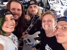 tonight alive Tonight Alive, Pop Punk, Music Is Life, Funny Cute, Cool Bands, Hero, Feelings, Concert, Celebrities